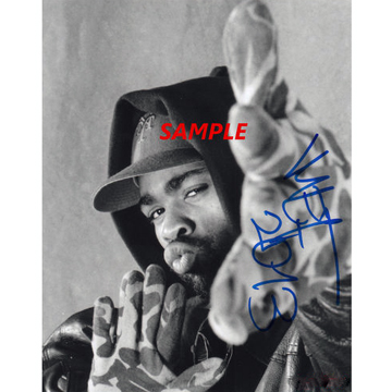 Method Man SIGNED AUTOGRAPH PHOTO (replica)
