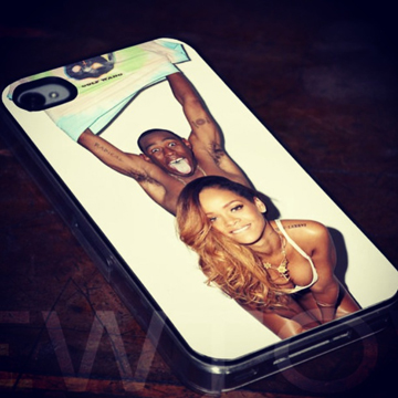 Tyler The Creator &#038; Rihanna <br /> iphone 4/4s 5 ケース