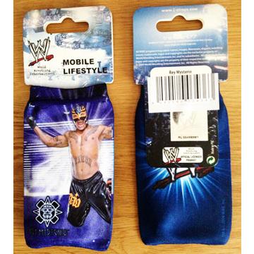 Ray Mysterio mobile Socks<br /> レイ・ミステリオ 携帯ポーチ