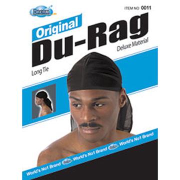 Du-Rag Black<br /> ドゥーラグ 黒