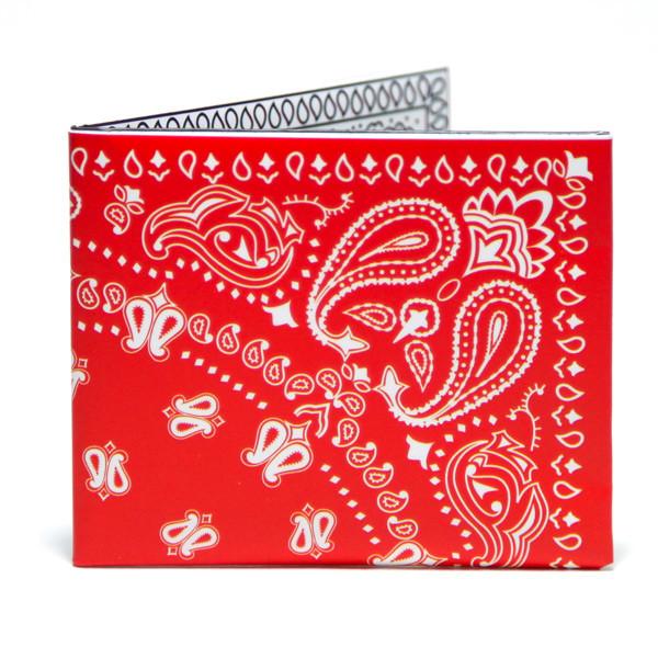 BANDANA PAPER WALLET <br />バンダナ 財布