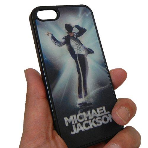 マイケル ジャクソン iphone5/5s 3D ケース back