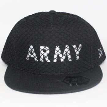 ARMY MESH SNAPBACK CAP<br />アーミー スナップバックCAP