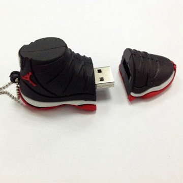 スニーカー型USBメモリー8GB<br />AJ11? USB 8G