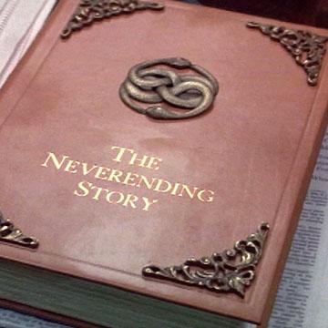 ネバーエンディングストーリー ペンダント<br />neverending story pendant label