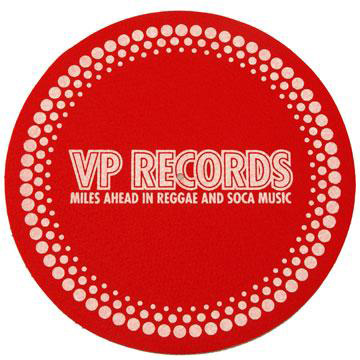 VP RECORDS スリップマット