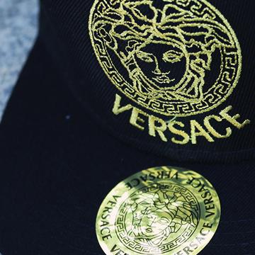 ベノレサーチ スナップバックキャップ <br />VER5ACE SNAPBACK CAP label