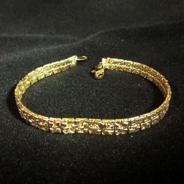 ゴールド ブレスレット <br />GOLD BRACELET label