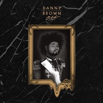 ダニー・ブラウン XXX バンダナ<br />danny brown bandana label