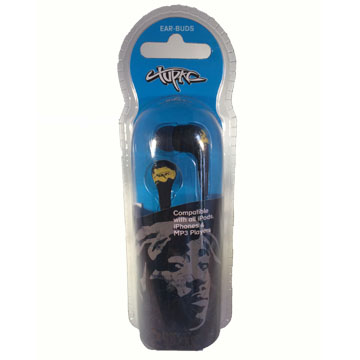 2PAC イヤホン<br />In-Ear Clam Shell Section 8 (2Pac)