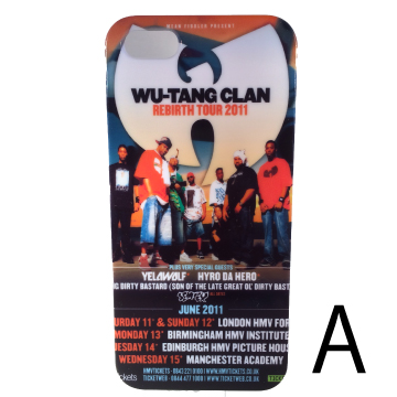ウータン・クラン iphone 5 ケース <br /> wu-tang clan iphone 5 case