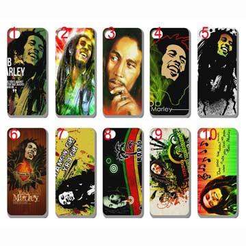 ボブ・マーリー iphone 5 ケース<br />Bob Marlry iphone 5 case back
